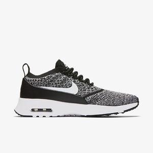 buy popular 041b4 ea3bb Nike Shoes - NIKE AIR MAX THEA ULTRA FLYKNIT OREO shoes women 5